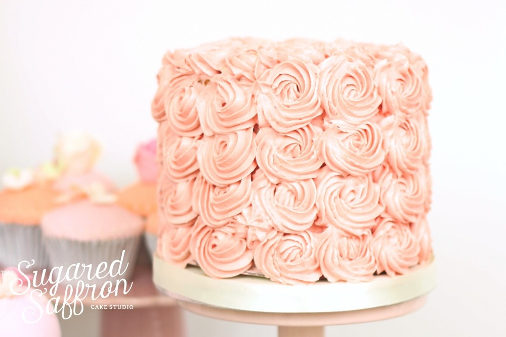 Buttercream cake