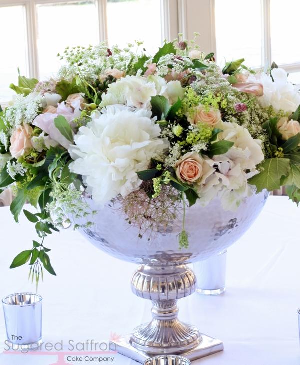 Dita Elze floral arrangement