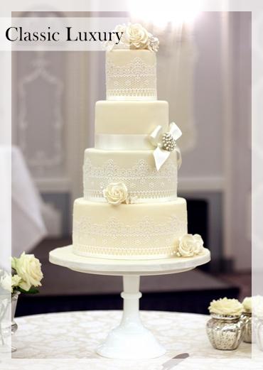 classic luxury cakes