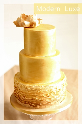 modern luxury cakes