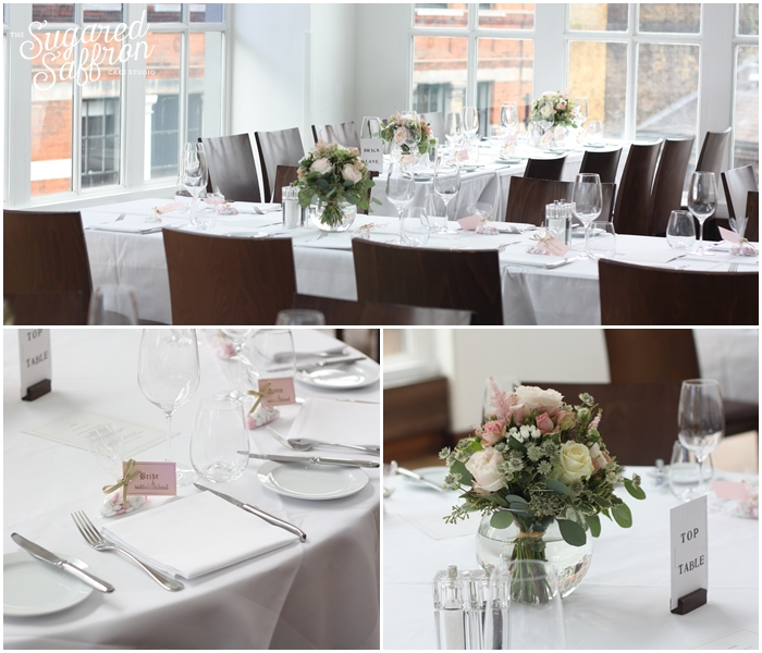 Wedding at Roast Restaurant