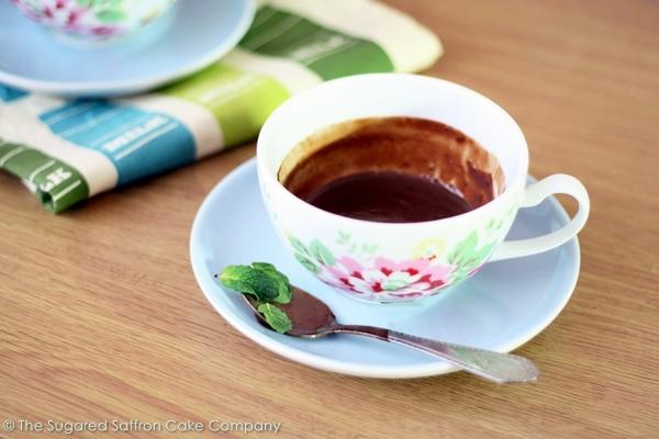 cioccolata calda recipe