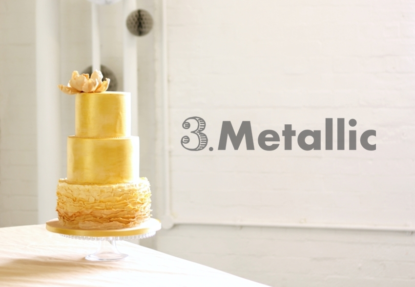 Wedding Cake Trends UK number 3