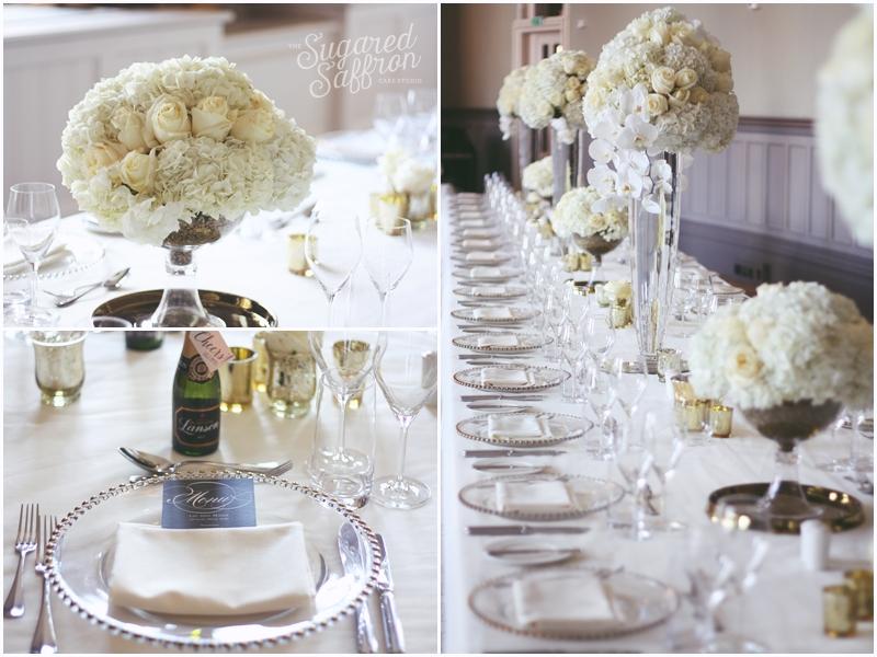 flowers st pancras wedding