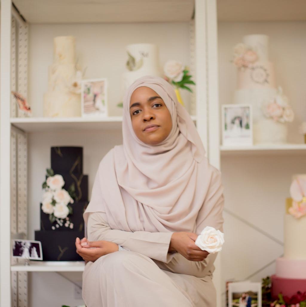 London wedding cake designer