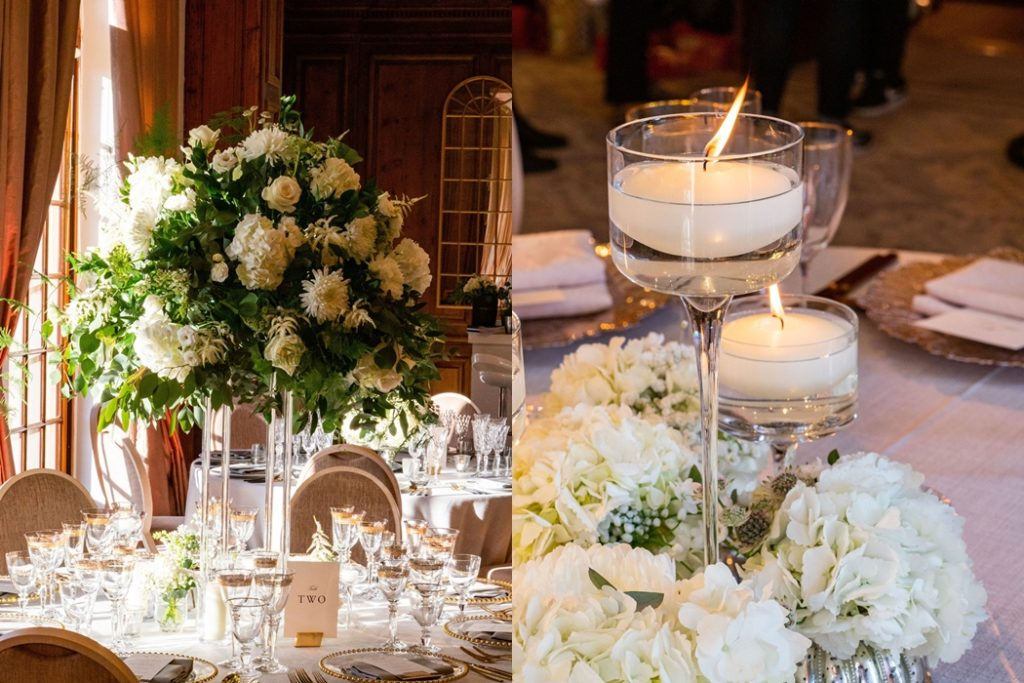 Flowers at Hedsor House showcase 2020
